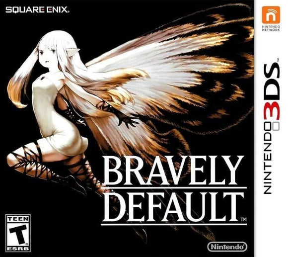 Bravely Default Nintendo 3DS - Gandorion Games
