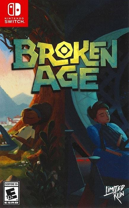 Broken Age Nintendo Switch Game - Gandorion Games