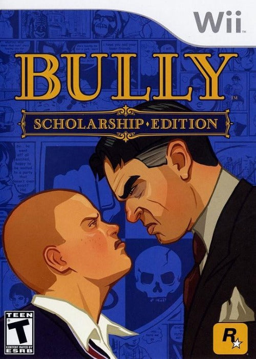 Bully Scholarship Edition Nintendo Wii - Gandorion Games