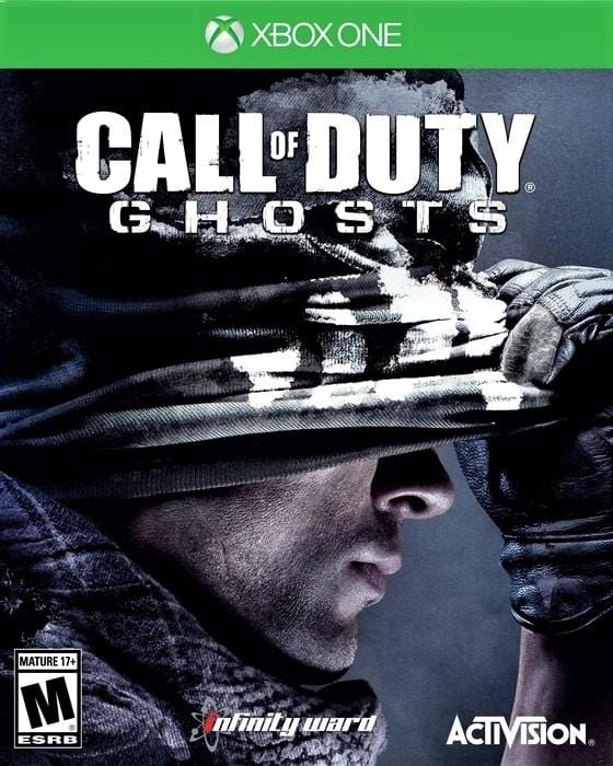 Call Of Duty Ghosts Microsoft Xbox One - Gandorion Games