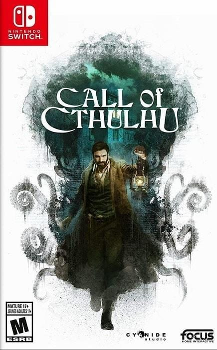 Call of Cthulhu Nintendo Switch - Gandorion Games