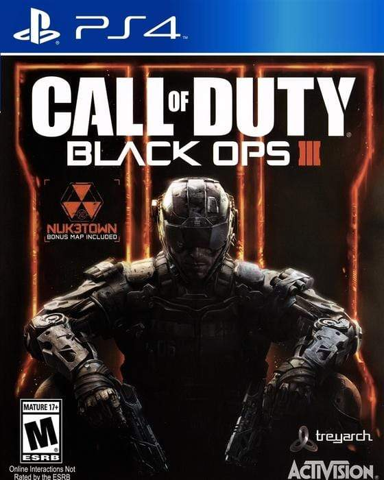 Call of Duty: Black Ops III Sony PlayStation 4 Game PS4 - Gandorion Games