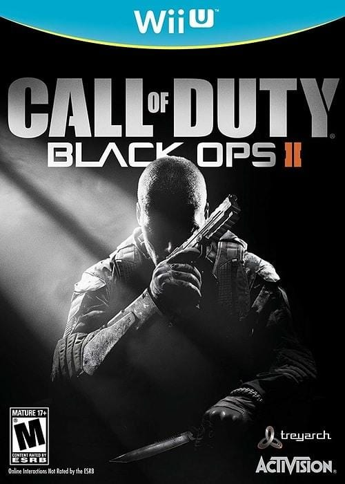 Call of Duty Black Ops II Nintendo Wii U - Gandorion Games