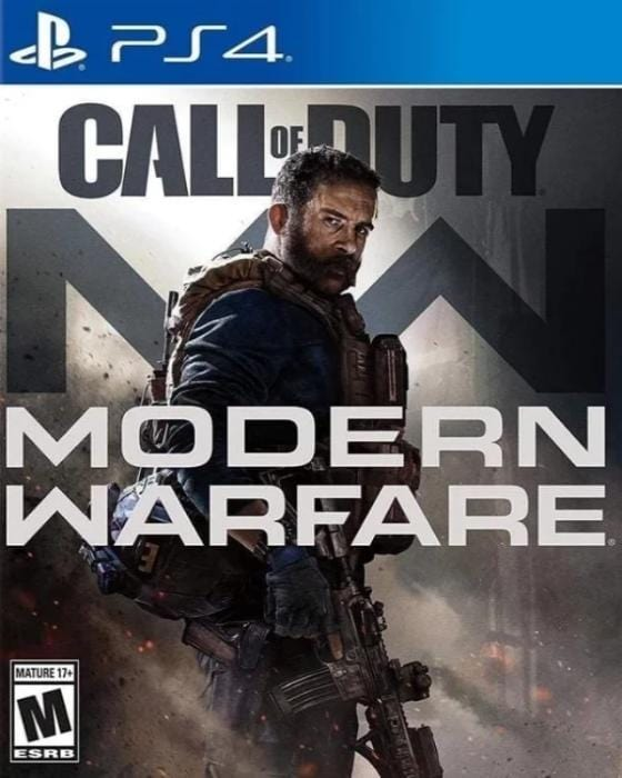 Call of Duty: Modern Warfare Sony PlayStation 4 - Gandorion Games