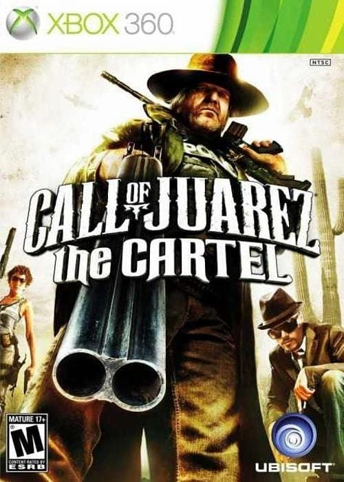 Call of Juarez The Cartel Xbox 360 - Gandorion Games
