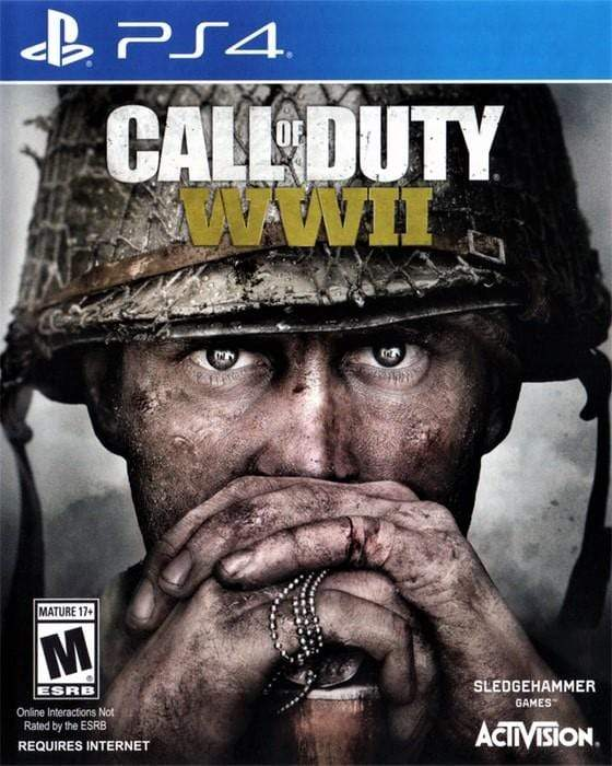 Call of Duty WWII Sony PlayStation 4 - Gandorion Games