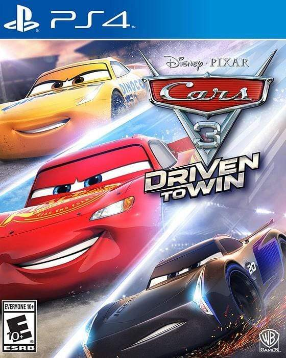 Cars 3 Driven to Win Sony PlayStation 4 - Gandorion Games