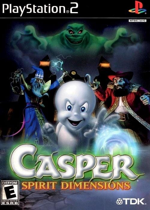 Casper Spirit Dimensions PlayStation 2 - Gandorion Games