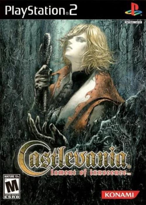 Castlevania Lament of Innocence Castlevania Lament of Innocence Sony PlayStation 2 Game - Gandorion Games