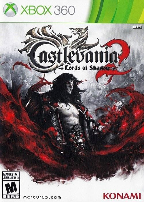 Castlevania Lords of Shadow 2 Xbox 360 - Gandorion Games