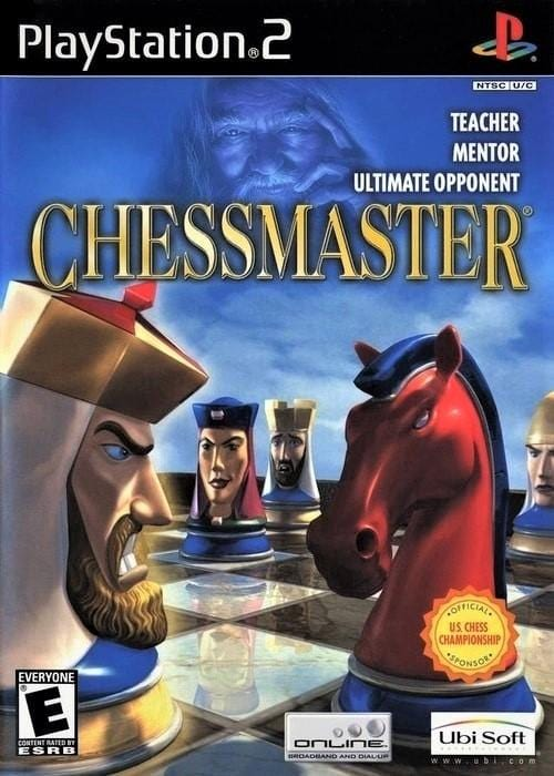 Chessmaster Sony PlayStation 2 Game - Gandorion Games