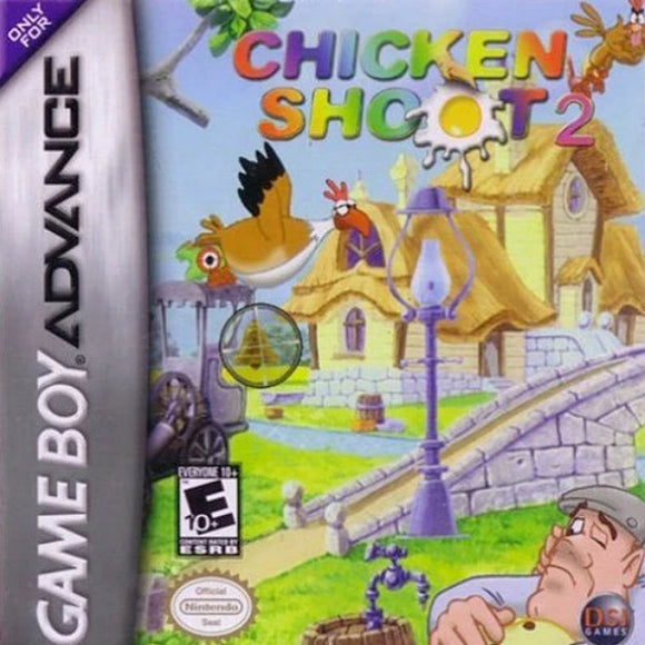 Chicken Shoot 2 Game Boy Advance - Gandorion Games