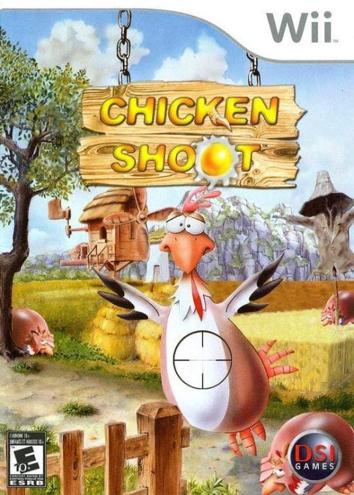 Chicken Shoot Nintendo Wii - Gandorion Games