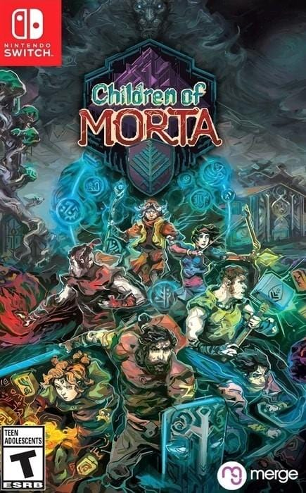 Children of Morta Nintendo Switch Game - Gandorion Games