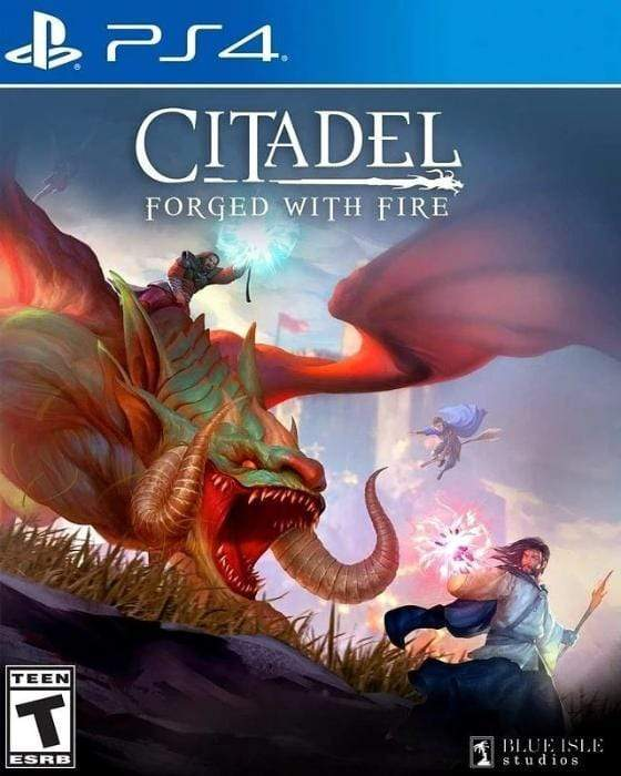 Citadel Forged with Fire Sony PlayStation 4 - Gandorion Games