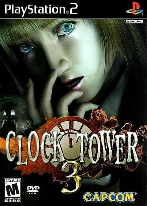 Clock Tower 3 Sony PlayStation 2 Game PS2 - Gandorion Games