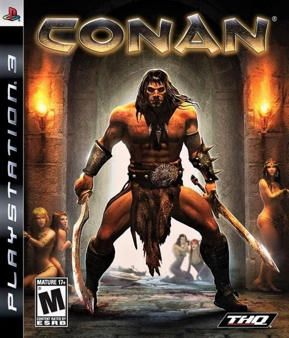 Conan Sony PlayStation 3 - Gandorion Games