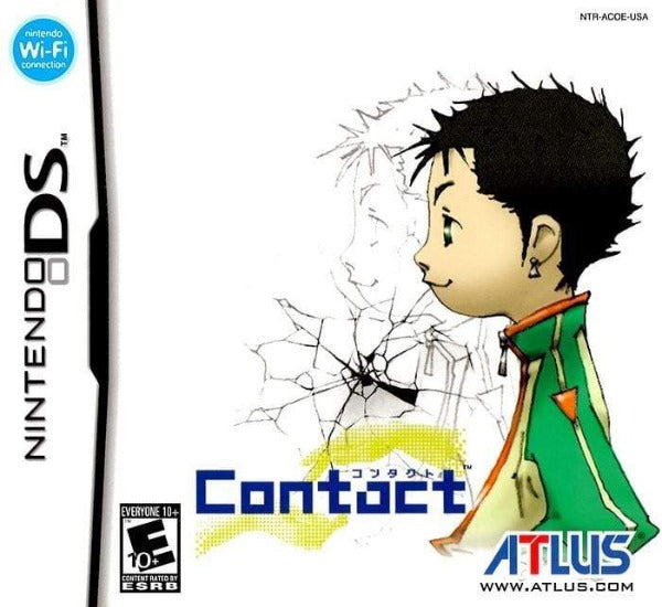 Contact Nintendo DS Game - Gandorion Games