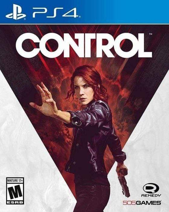 Control Sony PlayStation 4 - Gandorion Games