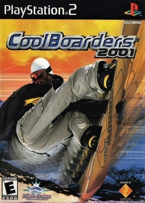 Cool Boarders 2001 PlayStation 2 - Gandorion Games