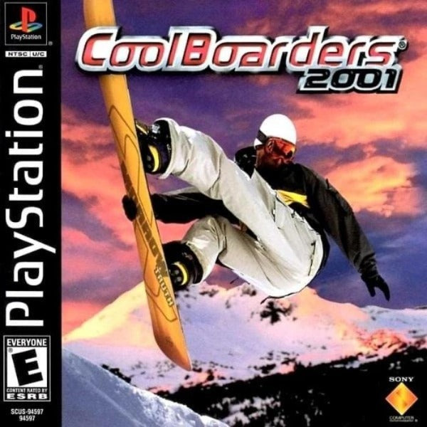 Cool Boarders 2001 Sony PlayStation - Gandorion Games