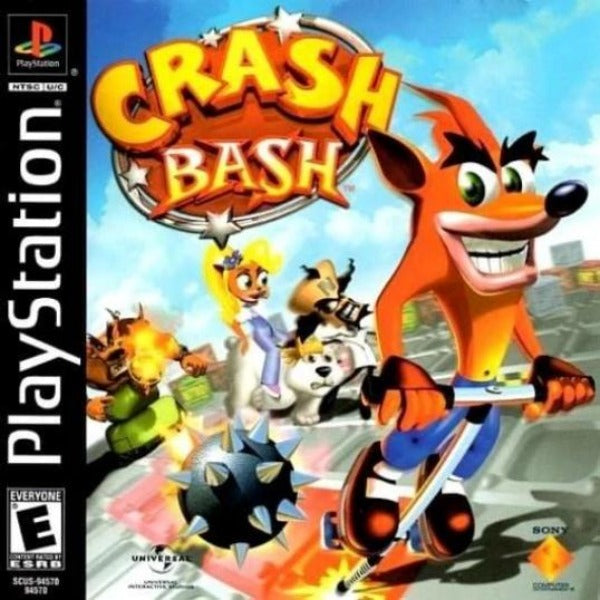 Crash Bash Sony Playstation - Gandorion Games