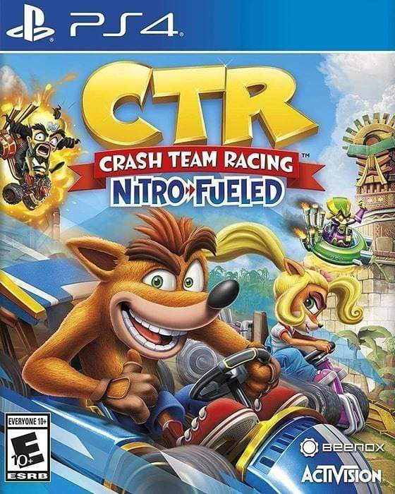 Crash Team Racing: Nitro Fueled Sony PlayStation 4 - Gandorion Games