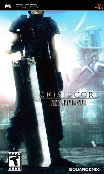 Crisis Core Final Fantasy VII Sony PSP - Gandorion Games