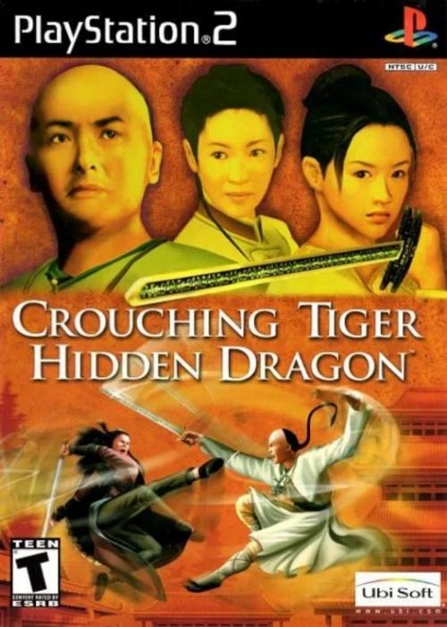 Crouching Tiger Hidden Dragon Sony PlayStation 2 Game - Gandorion Games