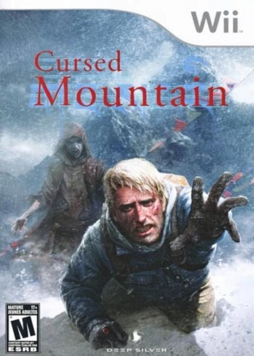 Cursed Mountain Nintendo Wii - Gandorion Games