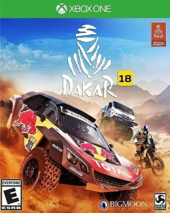 Dakar 18 Xbox One - Gandorion Games