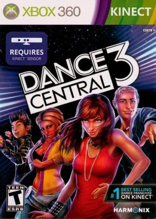 Dance Central 3 Microsoft Xbox 360 - Gandorion Games