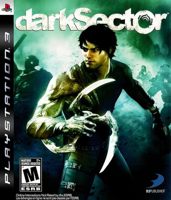 Dark Sector PlayStation 3 - Gandorion Games