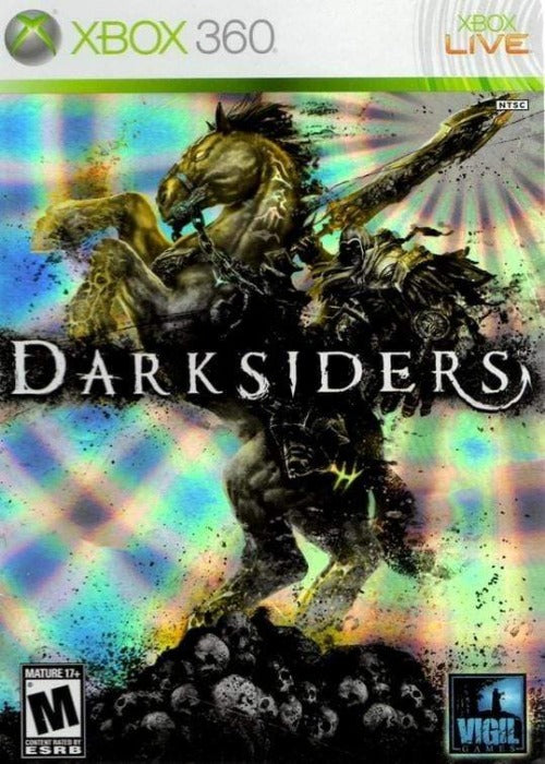 Darksiders Microsoft Xbox 360 Game - Gandorion Games