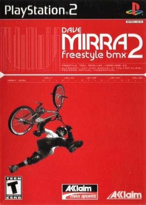 Dave Mirra Freestyle BMX 2 Sony PlayStation 2 Game - Gandorion Games