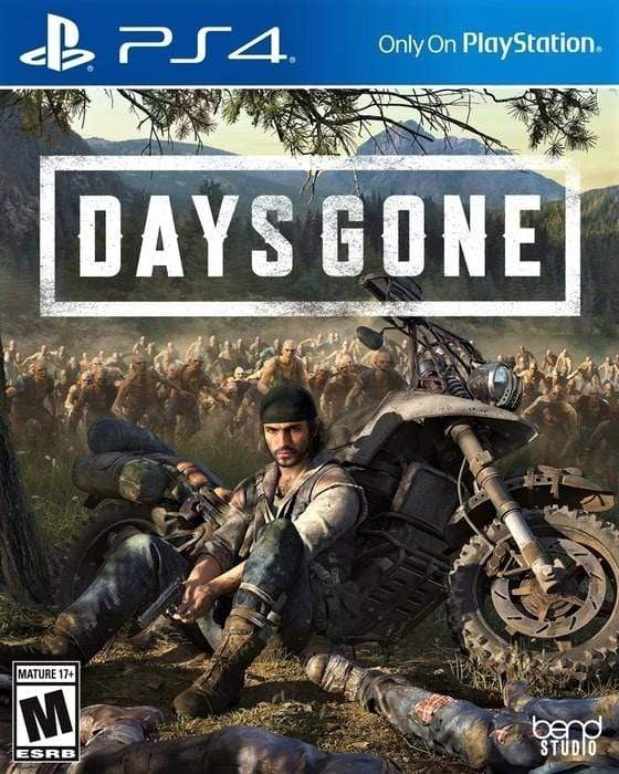 Days Gone Sony PlayStation 4 - Gandorion Games