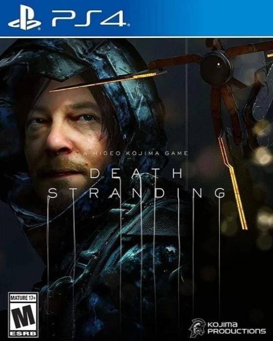 Death Stranding Sony PlayStation 4 - Gandorion Games