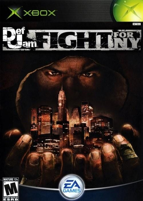 Def Jam Fight for NY Microsoft Xbox - Gandorion Games