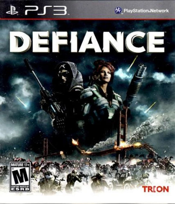 Defiance Sony PlayStation 3 - Gandorion Games