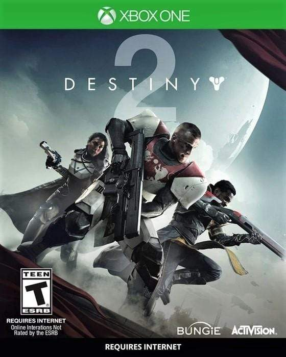 Destiny 2 Microsoft Xbox One Game - Gandorion Games