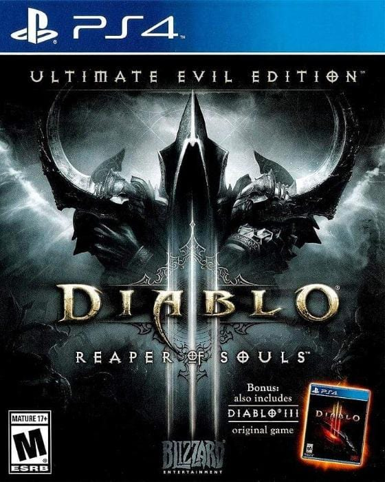 Diablo III: Ultimate Evil Edition Sony PlayStation 4 - Gandorion Games