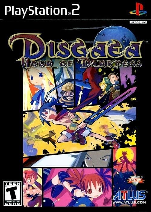 Disgaea: Hour of Darkness Sony PlayStation 2 Game PS2 - Gandorion Games