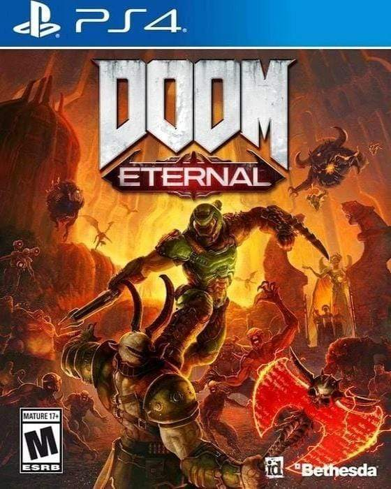 Doom Eternal Sony PlayStation 4 Game - Gandorion Games