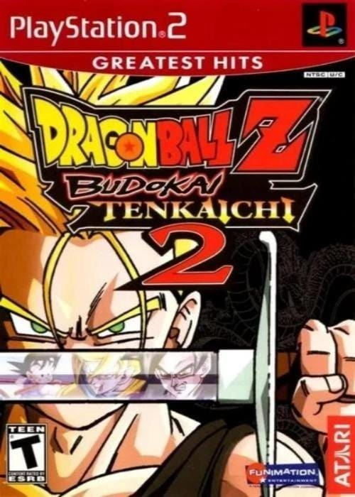 Dragon Ball Z: Budokai Tenkaichi 2 Sony PlayStation 2 Game - Gandorion Games