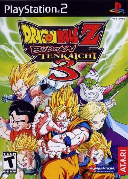 Dragon Ball Z: Budokai Tenkaichi 3 Sony PlayStation 2 Game PS2 - Gandorion Games