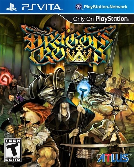 Dragon's Crown Sony PlayStation Vita - Gandorion Games
