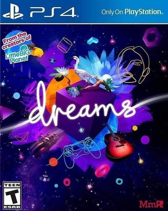 Dreams PlayStation 4 - Gandorion Games