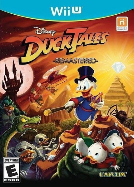 DuckTales Remastered Nintendo Wii U - Gandorion Games