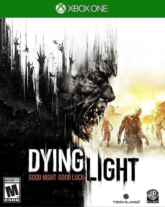 Dying Light Microsoft Xbox One Game - Gandorion Games