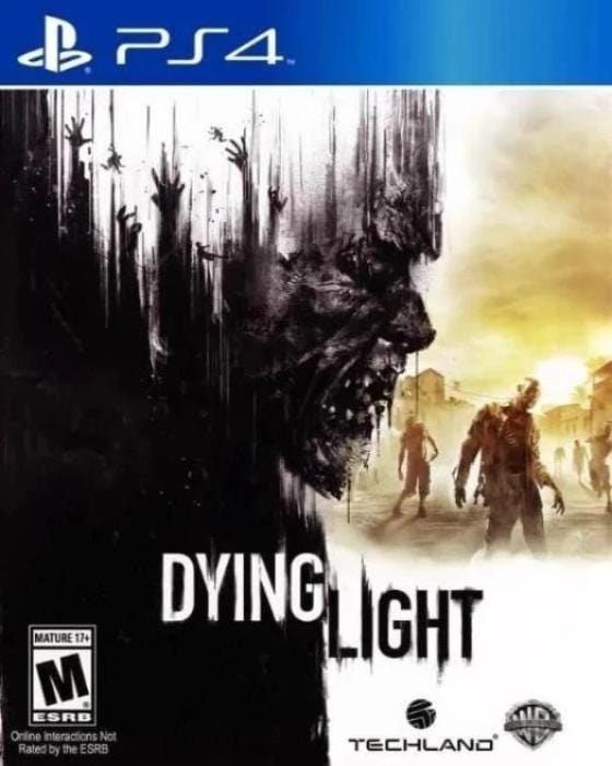 Dying Light Sony PlayStation 4 Game - Gandorion Games